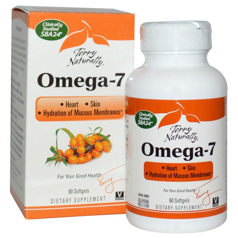 Omega 7 hair