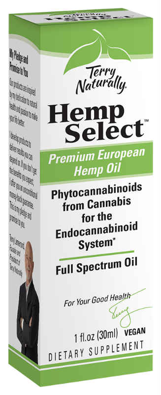 Hemp Select Liquid, 1 fl oz (30ml)