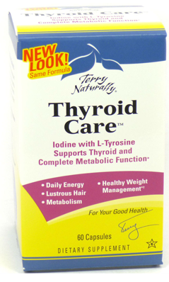 Thyroid Care, 60 Caps