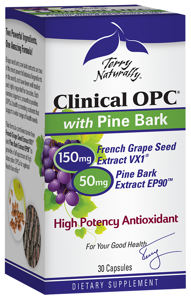 Clinical OPC With Pine Bark, 30 Caps