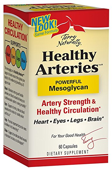 Healthy Arteries 60 Caps from Europharma / Terry Naturally