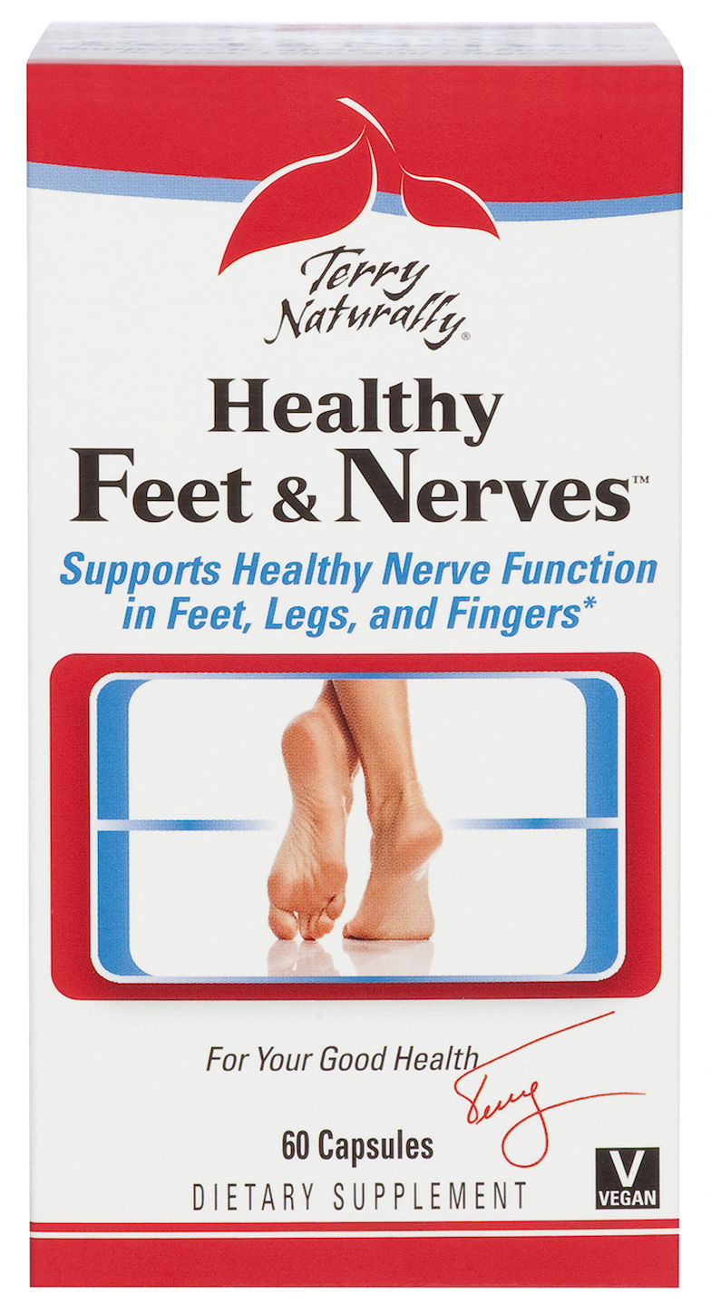 Healthy Feet And Nerves, 60 Caps