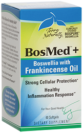 BosMed + Boswellia With Frankincense Oil, 60 Softgels