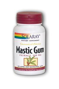 Solaray: Mastic Gum Extract 45ct 500mg
