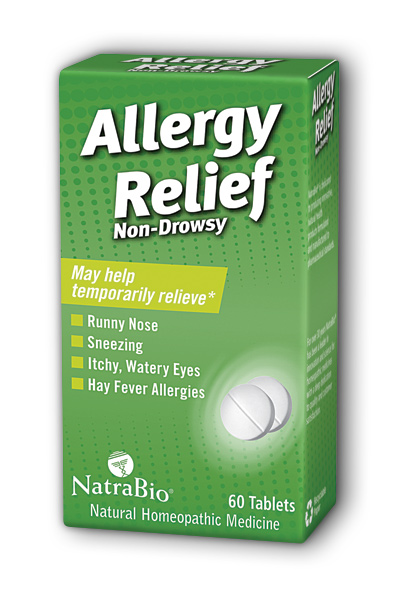 Allergy Relief, 60 tabs