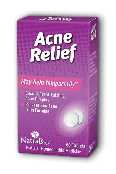 Acne Relief, 60 tabs