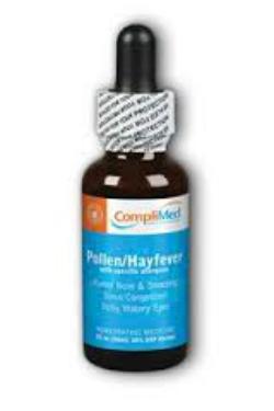 CompliMed: Pollen/Hayfever 1 oz