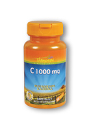 Thompson Nutritional: C 1000 plus rose hips & acerola 30ct 1000mg