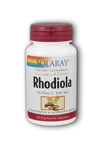 Rhodiola rosea solaray