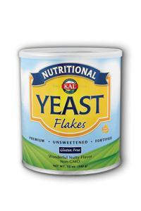 Kal: Nutritional yeast flakes 12 oz