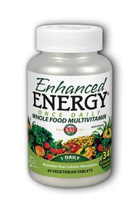 Kal: Enhanced Energy Once Daily 60ct