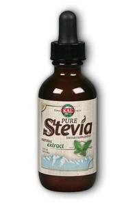 Kal: Pure Stevia Liquid Extract 2oz 25mg