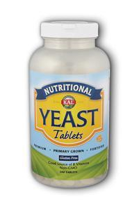 Kal: Nutritional Yeast 500ct