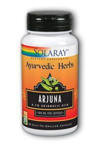 Solaray: Arjuna 60ct 500mg