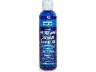 Trace Minerals Research: 40000 Volts Electrolyte Concentrate 8 oz.