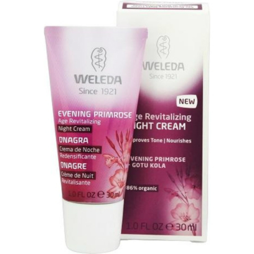WELEDA: Evening Primrose Age Revitalizing Night Cream 1 oz