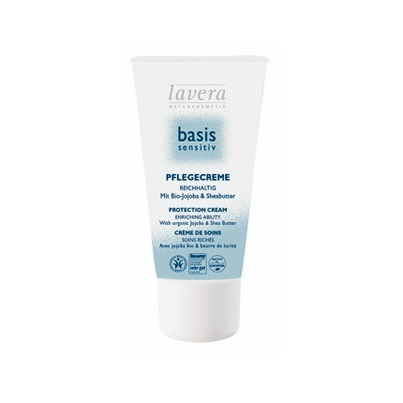 LAVERA: Basis Sensitiv-Protection Cream 1.6 oz