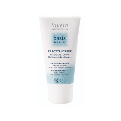 LAVERA: Basis Sensitiv-Carrot Cream 1.6 oz