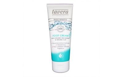LAVERA: Basis Sensitiv-Foot Cream 2.5 oz