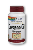 Oregano Oil 70 Percent Carvacrol, 60 Sg