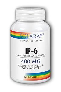 Solaray: IP-6 with Inositol 120ct