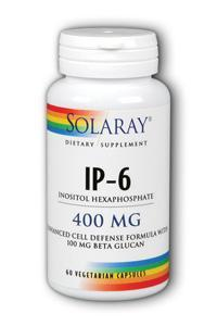 Solaray: IP-6 Plus 60ct
