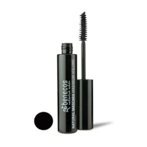 Natural Mascara Max Volume Deep Black
