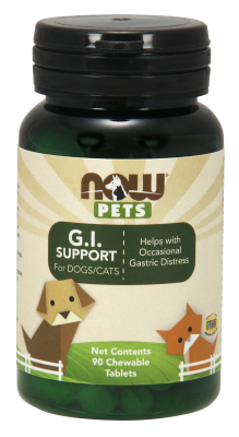 NOW: Pet G.I. support 90 Chewables
