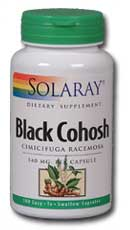Black Cohosh, 180ct 540mg