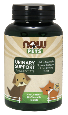 NOW: Pet Urinary Support (For Cats and Dogs) 90 Loz