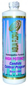 AQUA FLORA: AQUA FLORA HIGH POTENCY 16OZ