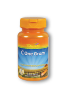 Thompson Nutritional: C One Gram 30ct 1000mg