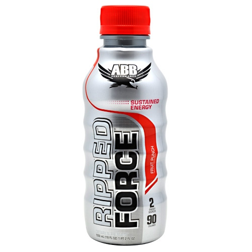 Ripped Force Fruit Punch