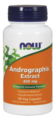 Andrographis Extract 400mg, 90 Vcaps