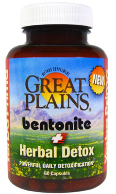 Great Plains Bentonite + Detox