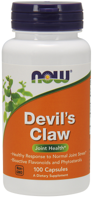 DEVIL'S CLAW ROOT 500mg  100 CAPS, 1