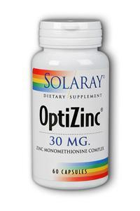 OptiZinc, 60ct 30mg