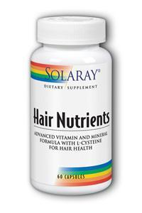 Hair Nutrients, 60ct