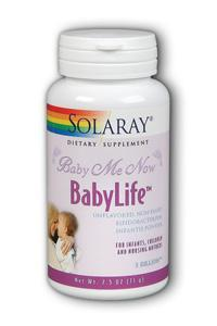 Solaray: BabyLife 2.5 oz  3 billion