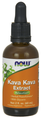 KAVA KAVA LIQUID  2 OZ, 1