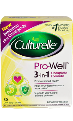 Culturelle Pro-Well 3-in-1