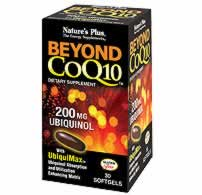 Natures Plus: Beyond CoQ10 Ubiquinol 200mg 30 sg