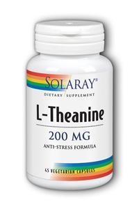 L Theanine, 45 ct 200mg