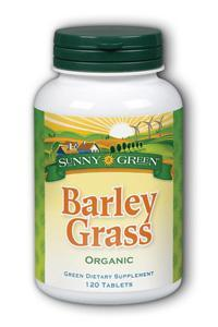 Sunny Green: Barley Grass 120ct 500mg
