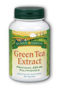 Green Tea Dietary Supplement