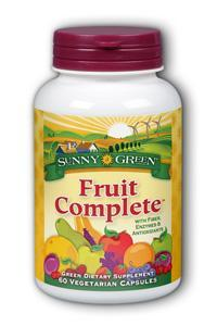 Sunny Green: Fruit Complete 60 ct