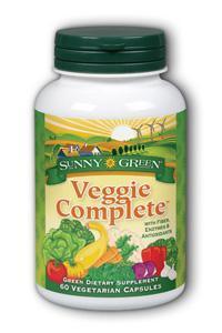 sunny green: Veggie Complete 60 ct
