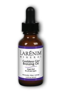 Larenim: Goddess Glo Bronzing Oil Vanilla 1 oz