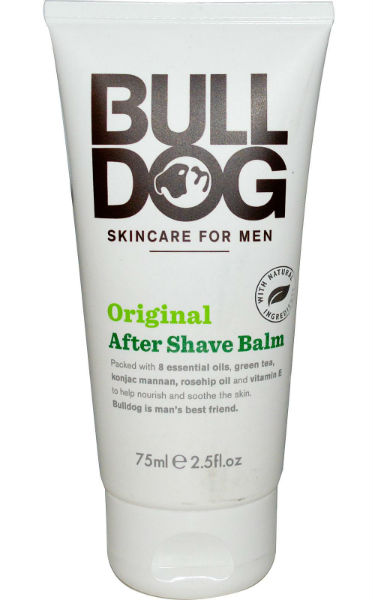 BULLDOG NATURAL SKINCARE: After Shave Balm Original 2.5 oz