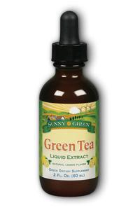 Green Tea Liquid Extract Dietary Supplement